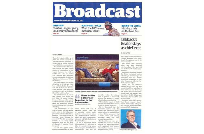 Broadcast Magazine – Fight Club